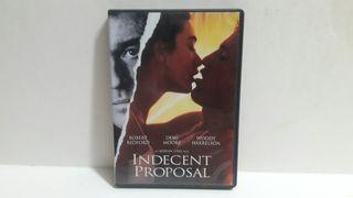 羅拔烈福 狄美摩亞 活地夏里遜 不道德的交易 DVD (K)