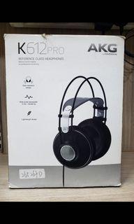 AKG Headphone k612 (demo fullset 90% new)