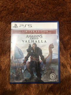 Assassins Creed Valhalla PS 5