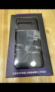 Asus ROG3 lighting armor case  (💯%全新原廠貨New original)