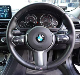 BMW M Sport Steering Wheel