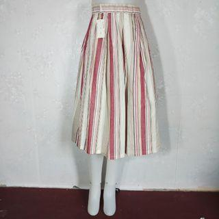 [BNWT] Authentic All of Me striped skirt