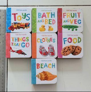 Board Book for Baby/Toddler