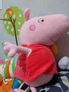 Boneka Peppa Pig Jumbo No Brand