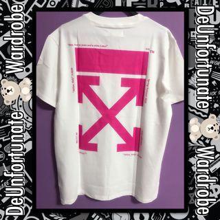 Brand New Off White Bart Simpsons Design Cotton T-Shirt (Pls READ description below👇)