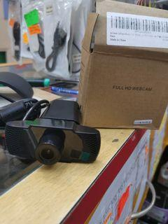 ieGeek Webcam with Microphone, FHD 1080P PC
