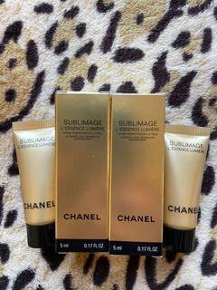 (包郵)全新法國Chanel sublimage 全效亮白再生精華5ml