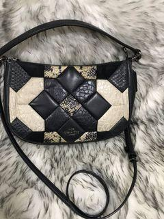 Coach Quilted Leather 2-way Bag