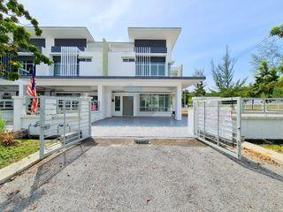Double Storey Terrace Corner Lot Bandar Hillpark Puncak Alam Basic