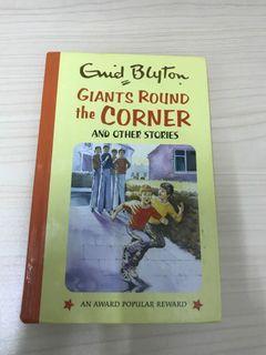 Enid blyton giants round the corner
