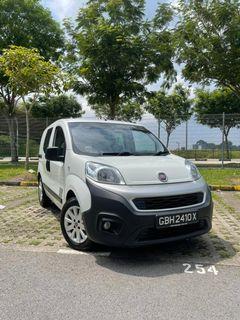 Fiat Fiorino ( Auto ) Disel