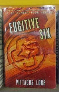Fugitive Six (Lorien Legacies Reborn, 2)