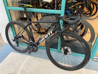 Giant TCR Advanced Pro 1 (with upgrades)