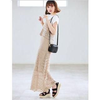 「二手」日系GRL三件式洋裝