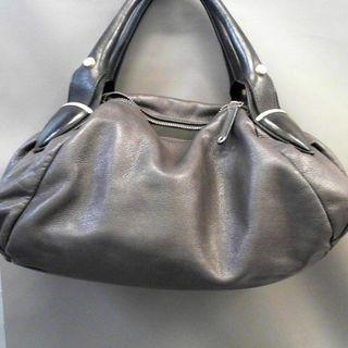 Joan & David 義大利製牛皮手提包
