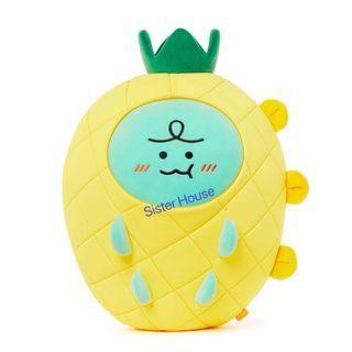 🇰🇷 Kakao Friends Niniz Jordy Pineapple Soft Doll 菠蘿公仔
