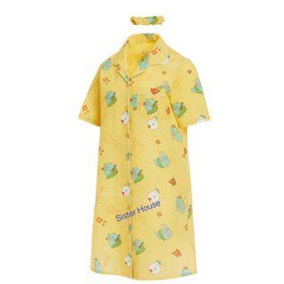 🇰🇷 Kakao Friends Niniz Jordy Angmond Cooling One Piece Pajama 冰涼連身裙睡衣