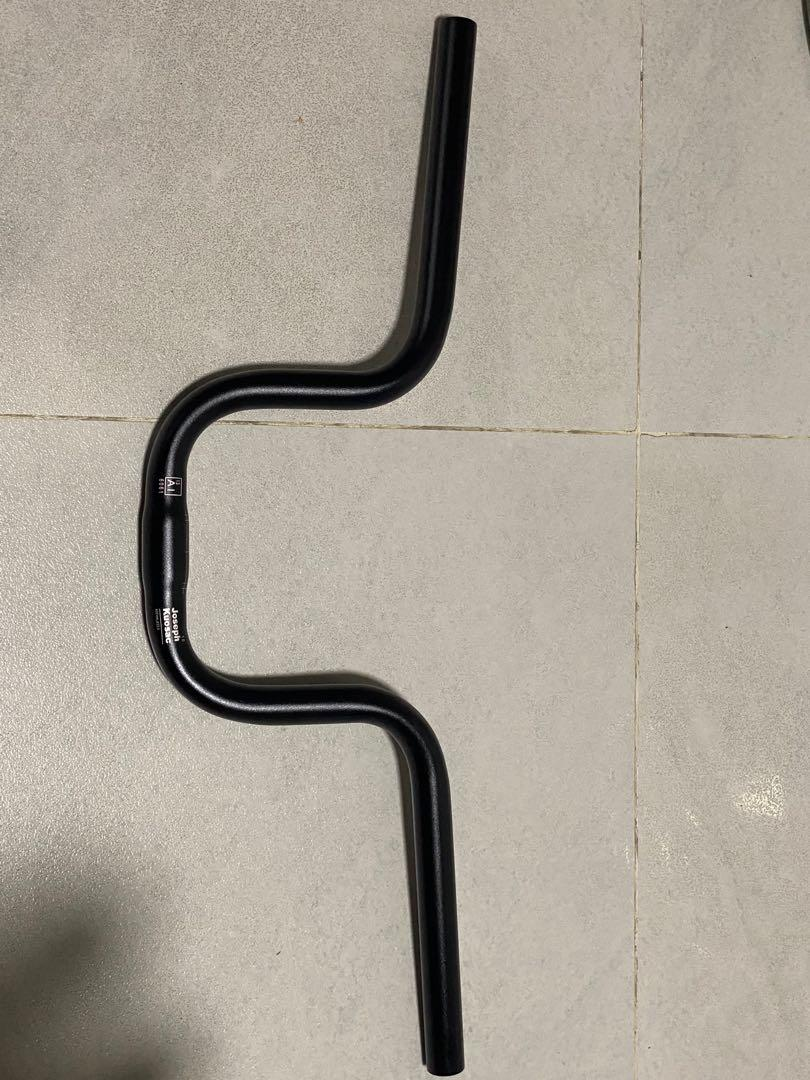 Joseph Kuosac Leather Handlebar Grip for Brompton Bicycle fits 25.4mm bar
