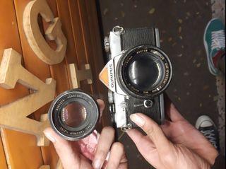 Jual kamera pocket analog
