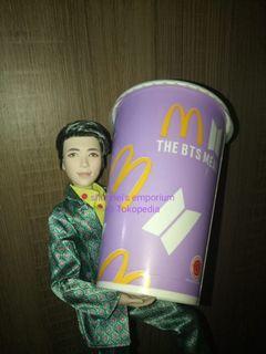 Kemasan BTS Meal MCD (Cup)
