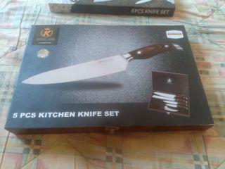 Knife Set Kitchen King 🔪