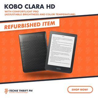 Kobo Clara HD 8GB (Latest Model) *REFURBISHED*
