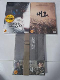 Korean Movies DVDs