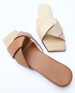 Layered Flat Sandals