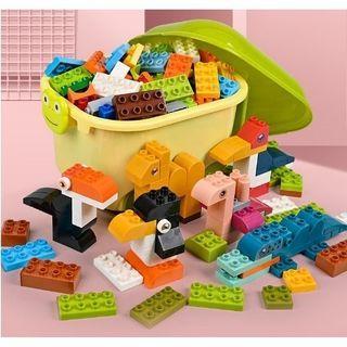 LEEGO Large Partical Building Blocks 160pcs/Mainan Balok/Mainan Edukasi Anak