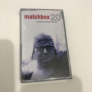 Matchbox 20 Cassette Tape