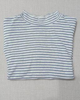 Net 橫條紋上衣 #618