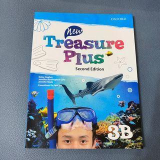 全新New Treasure Plus 3B (2nd Edition) (2017 Edition)