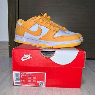 Nike Dunk Low Laser Orange 男裝US5.5 女裝US7 EUR38