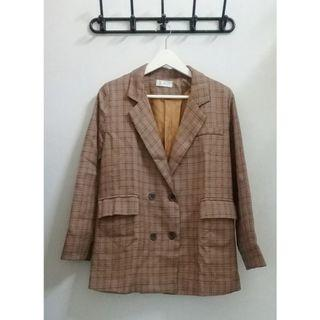 Outer Kerja | Blazer Wanita | Blazer Vintage EXCLUDE ONGKIR