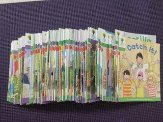 Oxford Reading Tree stage 1&2
