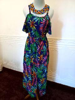 PALM BRISA SUMMER DRESS