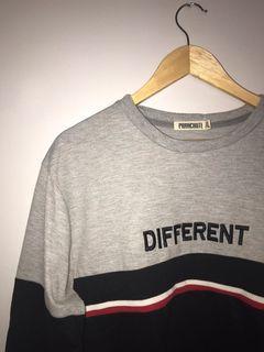 parachute sweater grey