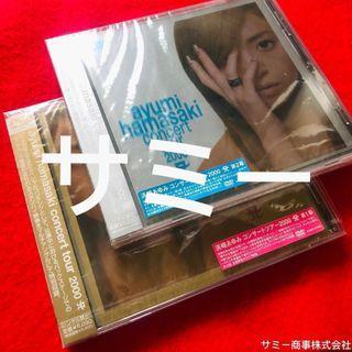 浜崎あゆみ ayumi hamasaki《 concert tour 2000 A 第1幕、第2幕 (アユミ・ハマサキ・コンサート・ツアー・2000・エー) 》(🇯🇵 全て日本盤)(全て初版初回盤)(DVD VIDEO映像盤)