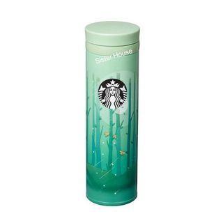🇰🇷 Starbucks Korea 2021 Summer SS Forest JNO Vaccum 星巴克韓國夏天不鏽鋼保溫壺