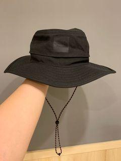 THE NORTH FACE 登山帽 遮陽帽 黑 (S~M) 男女款