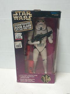 tiger toy star wars stormtrooper  figure door alarm