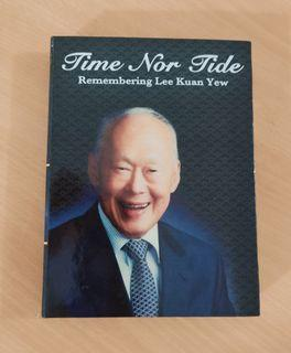 Time Nor Tide - Remembering Lee Kwan Yew