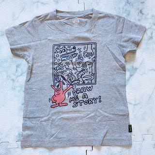 Uniqlo x Keith Haring Kids Shirt