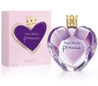Vera Wang Princess  100ml eau de toilette spray 香水 perfume edt edp