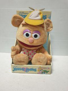 vintage toy play muppet babies doll