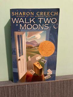 得獎英文小說:Walk Two Moons