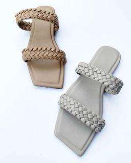 Weaved Dual Strap