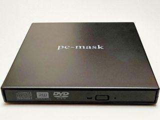 100% NEW USB External CD / DVD RW Writer 外置光碟機 燒碟 刻錄機