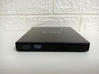100% NEW USB External CD / DVD ROM 24X Drive 全新 外置光碟機