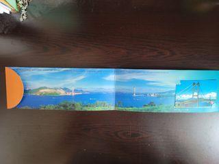 1997年青馬大橋百萬行地鐵紀念車票